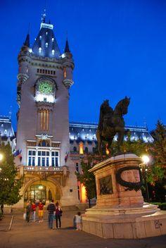 Culture Palace, Romania