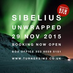 introducing the són launch concert - Sibelius Unwrapped -Autumn 2015. Live on stage, són present masterworks celebrating Sibelius' 150th anniversary © són creative labs 2015 #són #thesonproject #sóncreativelabs #Sibelius #SibeliusUnwrapped #Sibelius150 #Finland #Finnish #Nordic #symphony #orchestra #music #classical #aurora www.thesonproject.com info@thesonproject.com