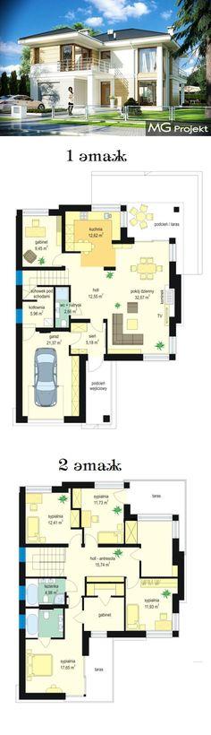 ELK Fertighaus 162 //+ extra 1 Schlafzimmer und 1 Badezimmer   House ...