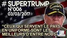 #SuperTrump n°6 – 03/03/2017