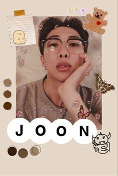 Kim Namjoon, Bts Suga, Rapmon, Bts Memes, Bts Polaroid, Polaroids, Mixtape, V Smile, Bts Aesthetic Pictures