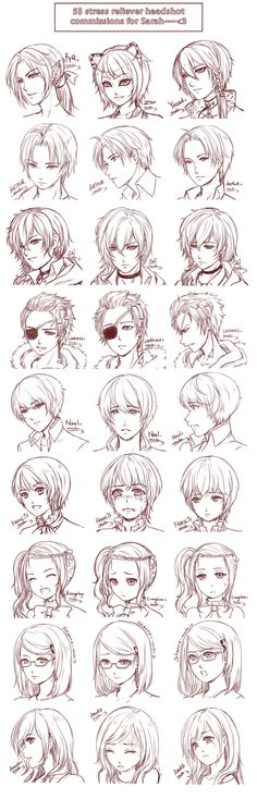 SRC – Batch 16 – From Sarah by omocha-san.devian… on SRC – Batch 16 – From Sarah by omocha-san. Art Manga, Manga Anime, Drawing Techniques, Drawing Tips, Drawing Ideas, Manga Drawing Tutorials, Art Sketches, Art Drawings, Drawing Faces