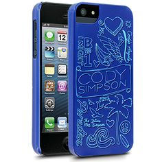 Sketchy case by Cody Simpson for Cellairis.