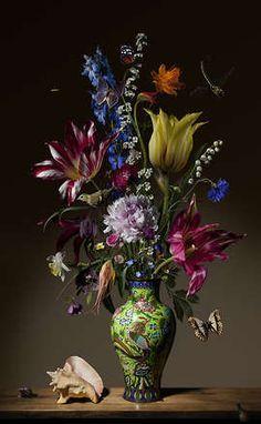 dutch floral design - Google Search