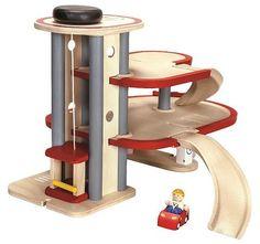 Plan Toys PlanToys® Parking Garage
