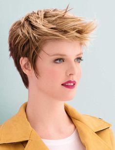 Coupe courte les plus belles coupes de cheveux pixie en