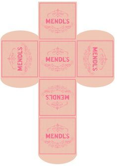 Mendl's box. The Grand Budapest Hotel