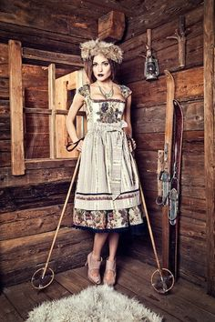 Jan&Ina Trachten HW 2013 #Dirndl #Tracht #Trachtenmode #Fashion