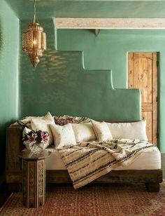 Aqua...love this color!