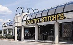 Country Stitches in East Lansing, Michigan