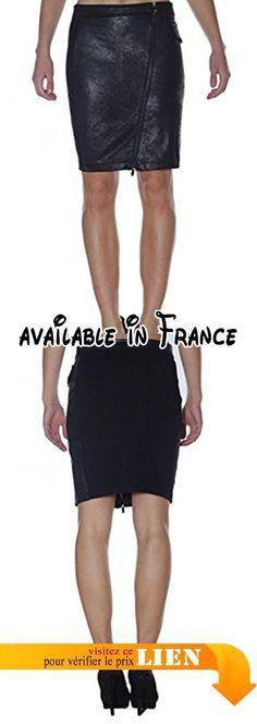 B0771MMQDC : Le Sarte Del Sole - Jupe spécial grossesse - Femme Noir noir X-Small. #Apparel #SKIRT