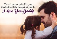 Happy Fathers Day Images with Quotes, Full HD Dad Pic for Greetings with Wishes Msg, Beautiful lines about father on pictures from daughter son for daddy. Fathers Day Images Quotes, Father Daughter Pictures, Daddy Daughter Quotes, Happy Fathers Day Images, Happy Father Day Quotes, Dad Son, Dad Quotes, Happy Quotes, Happy Fathers Day Message