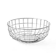 top3 by design - Menu - norm wire bowl chrome