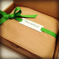 Kloverbox gift subscription- Live Naturally and Organically with The Purest Subscription Box for Women.