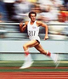Alberto Juantorena (born 1950) is a Cuban track athlete who, at the 1976 Summer Olympics, became the first and so far only athlete to win both the 400 and 800 metres Olympic titles.