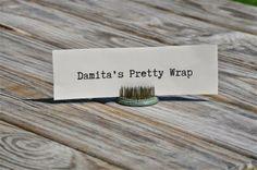 Damita's Pretty Wrap: Vintage Flash Cards