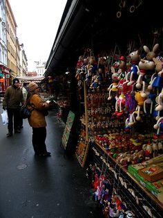 marché Havelská - Prague