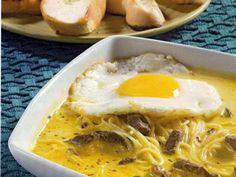 Recetas de cocina peruana y del mundo: Sopa a la Criolla