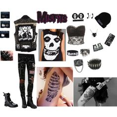 The Misfits outfit