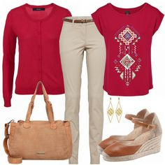 Freizeit Outfits: CasualTuesday bei FrauenOutfits.de