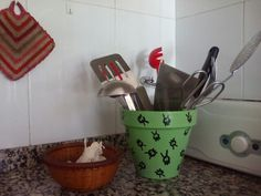 Rock the kitchen!