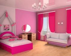 Picture Perfect: Girls Barbie Bedroom | SocialCafe Magazine