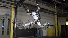 A new video from Boston Dynamics shows its Atlas, does a handstand, rolls around and even does a few jumping twists, without losing its balance. Continue reading Atlas robot can perform gymnastics routine without losing balance on Inceptive Mind.