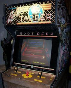 Root Beer Tapper Arcade Game