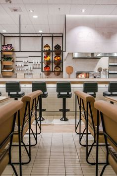 Earls 67 Concept Restaurant in Calgary by Ste. Marie | Yellowtrace