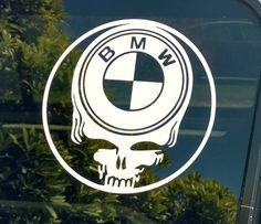 Trophy Funny S/ímbolo Funny Bumper Sticker adhesivo coche Van Bicicleta Free P /& P