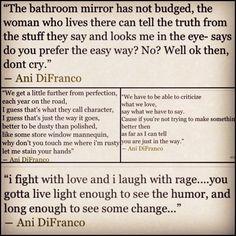 ani difranco lyrics