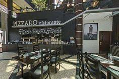 Pizzaro pizzeria by The Next Idea, UAE » Retail Design Blog