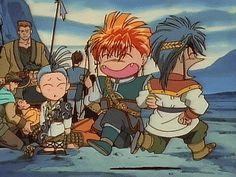 Crunchyroll Adds Fushigi Yugi Anime Series, Plus Both OVAs by Mike Ferreira