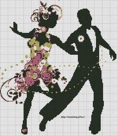 Gallery.ru / Фото #158 - Танцы (схемы) - Olgakam