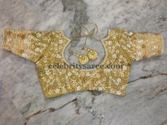 Simple Blouses for All Sarees | Saree Blouse Patterns