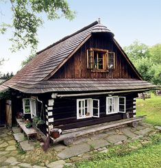 Dřevěnice v Beskydech, kde se zastavil čas | Chatař & Chalupář