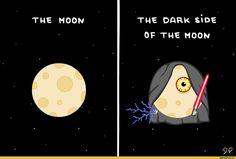 dark side of the moon star wars - Google-søk