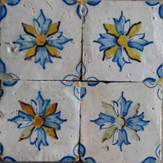 : : Welcome to SOLAR Antique Tiles : : Antique Tiles, Portuguese Tiles, White Tiles, Art Forms, Tile Floor, Solar, Kitchens, Puzzle, Objects