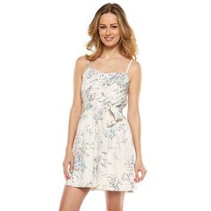 LC Lauren Conrad Pleated Crepe Dress - Women's