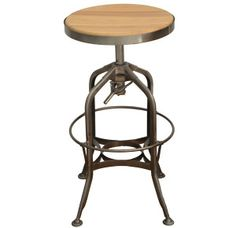 Toledo Adjustable Stool By Robert-Thomson.com