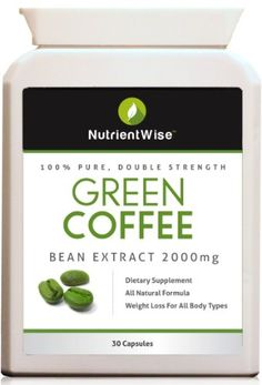 100% Pure Green Coffee Bean Extract 2000MG *LOSE EXTREME FAT QUICKLY*- Appetite Suppressant Nutrient Wise http://www.amazon.co.uk/dp/B00HM43GMQ/ref=cm_sw_r_pi_dp_gwTiub1BK40R3