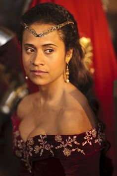 Angel Coulby as Gwen #Merlin #MerlinMonday -> http://www.tumblr.com/tagged/merlin+monday
