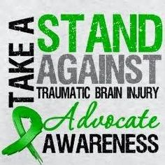March is the Month... #TBI
