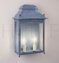 'Chantilly' exterior lantern :: WL172 :: Hector Finch