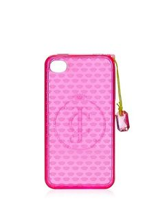 Juicy Couture Jelly Case