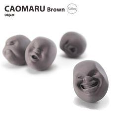 カオマルブラウン(refine) - KONCENT WEB SHOP