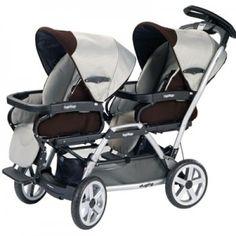 Peg-perego-double-stroller