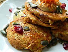 Almond flour pancakes, Cocoa and Almond flour on Pinterest