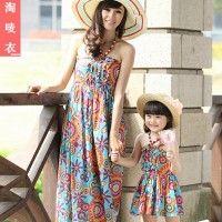 2013 Anne Kız Kıyafetleri elbiseleri 200x200 Anne kız kıyafetleri ve kombinleri
