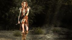 Aela the Huntress cosplay